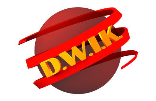 Grafisch logo DWIK