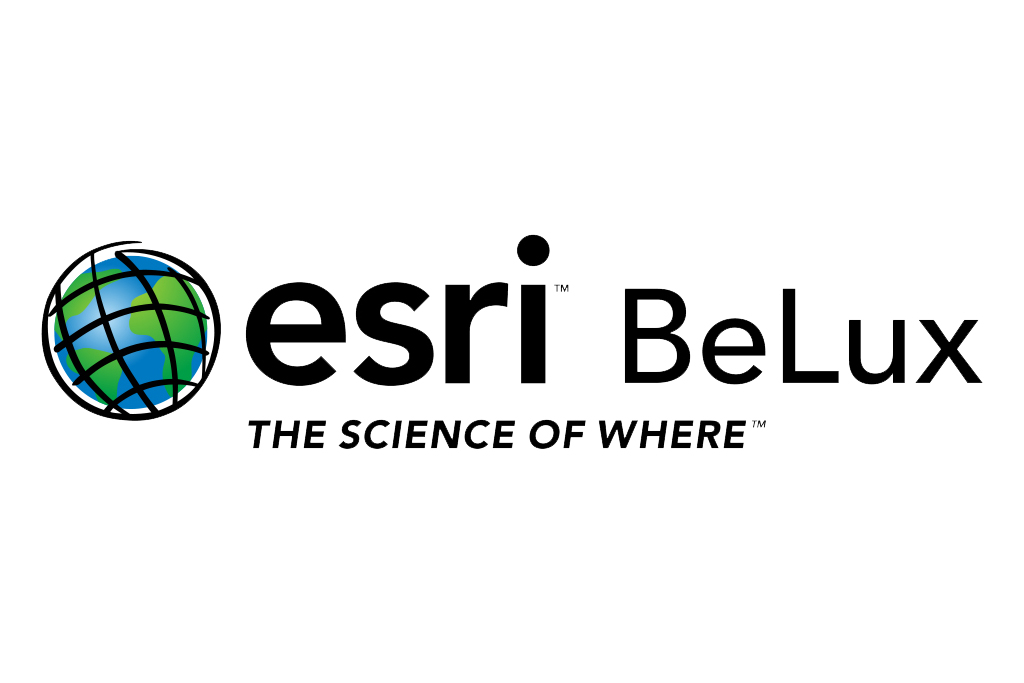 Logo Esri Belux