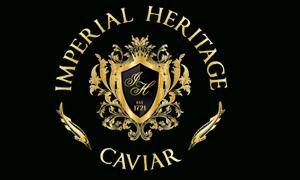 Logo Imperial Heritage Caviar