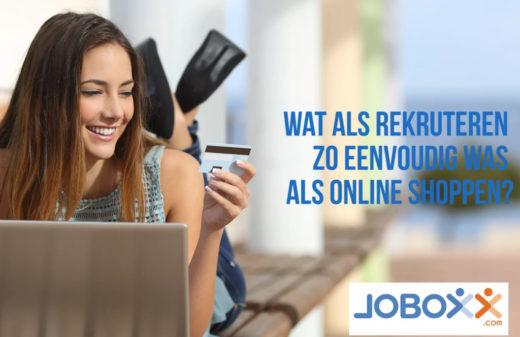 Joboxx recrutering