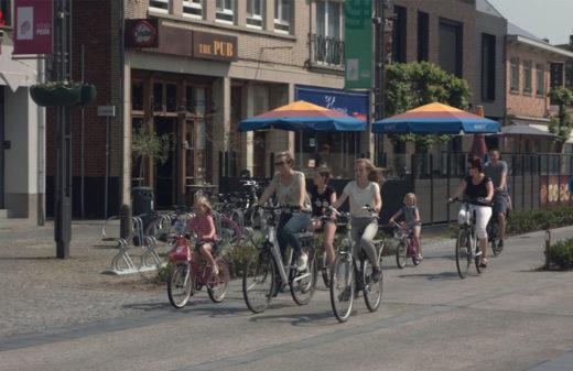 Fietsstraat Peer