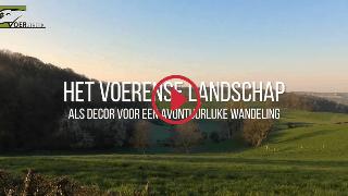 Overzicht videoreportages - Het Voerense landschap - als decor voor een avontuurlijke wandeling