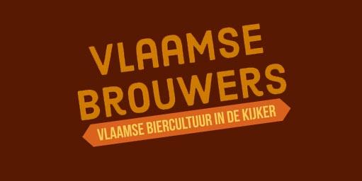 Logo Vlaamse Brouwers - eigen merk Connectingdots